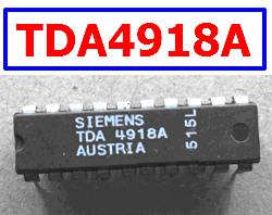 TDA4918A datasheet smps