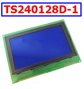 TS240128D-1 graphic LCD