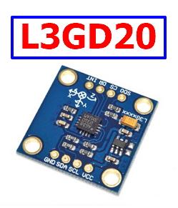 L3GD20 Motion Sensor