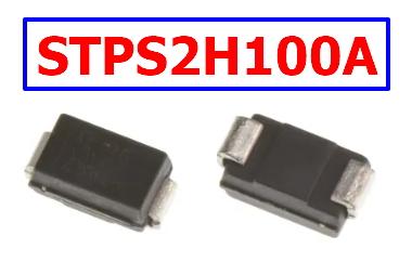 STPS2H100A Schottky Rectifier