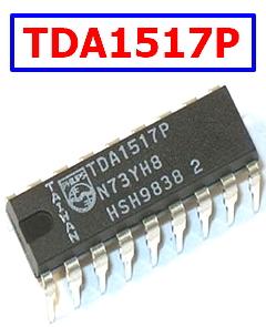 TDA1517P datasheet amplifier