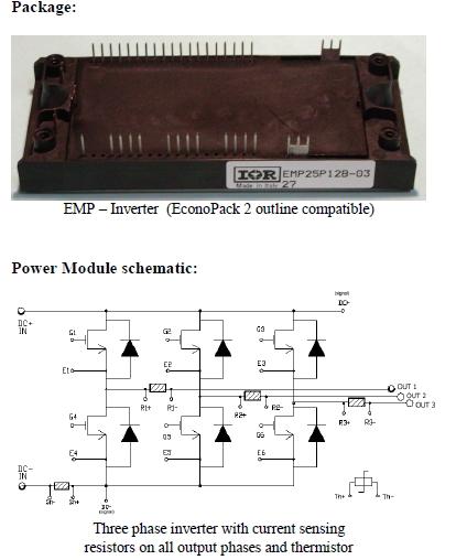 EMP25P12B datasheet